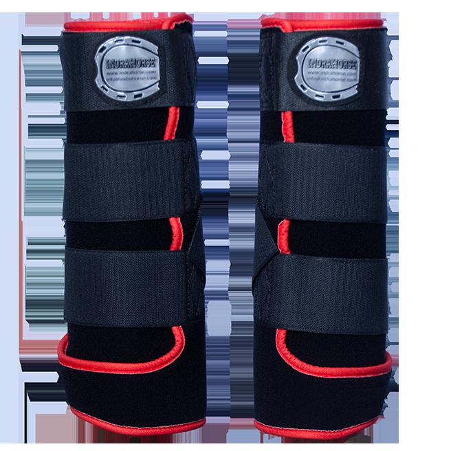 Legprotectors FANTASY red