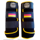legprotectors fantasy black yellow german flag